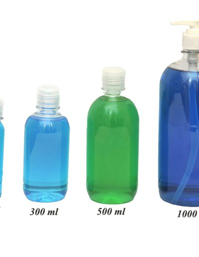 Bottles and Dispensers for Antiseptic and disinfectant